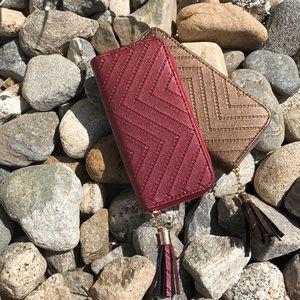 Handbags - Tassel Wallet